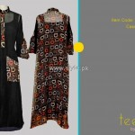 Teena by Hina Butt 2012 New Casual Wear Dresses 007