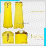 Teena by Hina Butt Formal Wear Outfits 2012 for Women 006