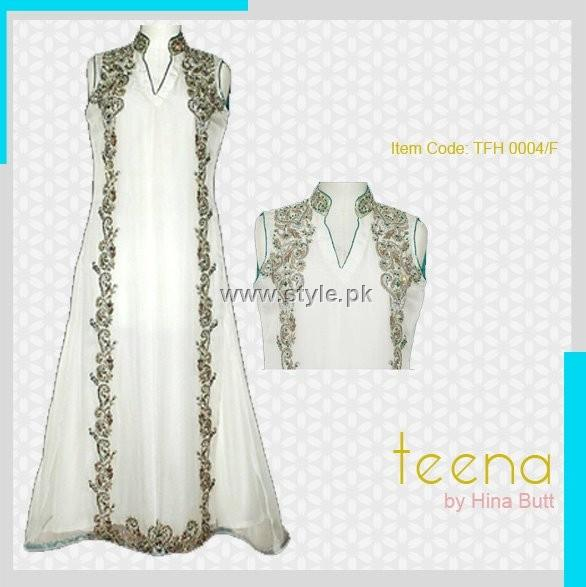 Teena by Hina Butt Formal Wear Outfits 2012 for Women 010 for women local brands