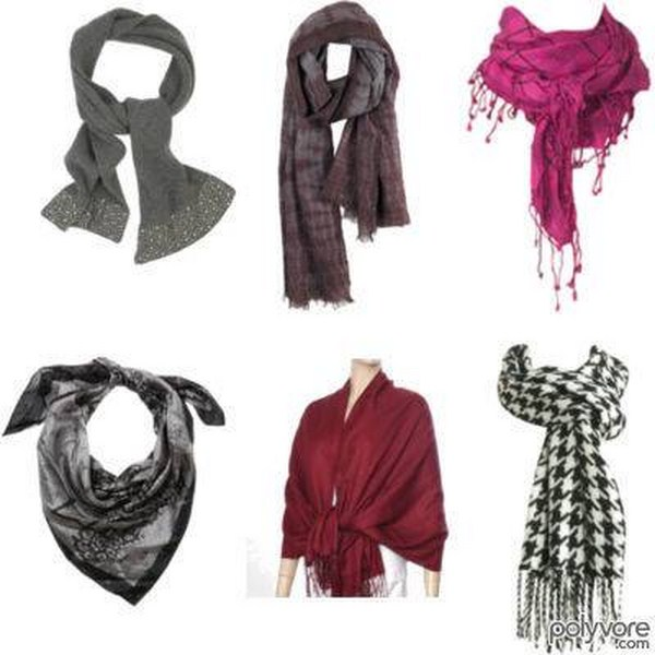 Useful Tips To Wear A Scarf 001