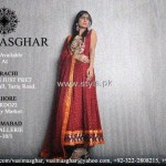 Vasim Asghar Eid Collection 2012 for Ladies 001