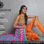 Vasim Asghar Eid Collection 2012 for Ladies 003