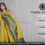 Vasim Asghar Eid Collection 2012 for Ladies 005