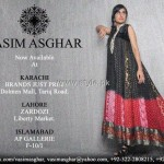 Vasim Asghar Eid Collection 2012 for Ladies 007