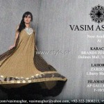 Vasim Asghar Eid Collection 2012 for Ladies 008
