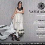 Vasim Asghar Eid Collection 2012 for Ladies