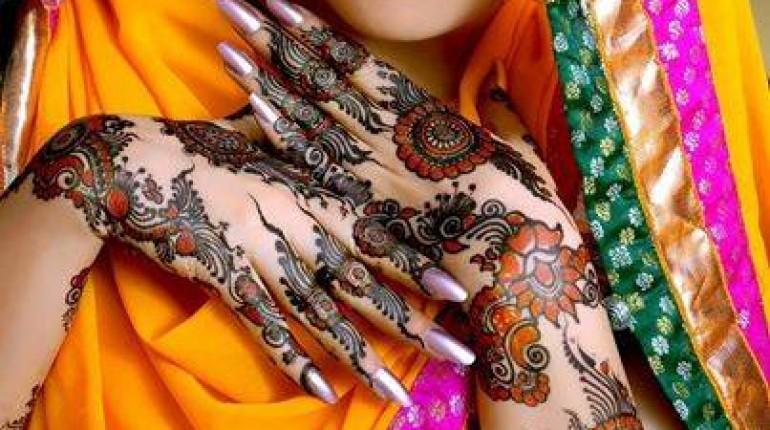 Mehndi Hands : Bridal mehndi designs for hands