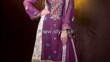 Ahsan Hussain Eid Collection 2012 for Women