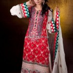 Ahsan Hussain Eid Collection 2012 for Women 008