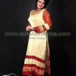 Ayesha Hamza Couture Eid Collection 2012 for Ladies 002
