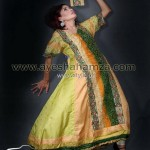 Ayesha Hamza Couture Eid Collection 2012 for Ladies 003