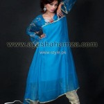 Ayesha Hamza Couture Eid Collection 2012 for Ladies 005