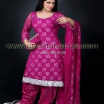 Ayesha Hamza Couture Eid Collection 2012 for Ladies 010