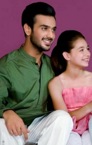 Chen One Eid Collection 2012 For Men Women And Kids 007 190x300 mens wear 2 for women local brands kids wear 2 brands