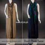Daaman Latest Eid-Ul-Fitr 2012 Dresses For Girls 007