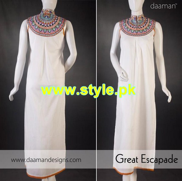 Daaman Latest Evening Wear Collection For Women 2012 005 for women local brands