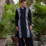 Deepak And Fahad Eid Kurta Collection 2012 For Men 001