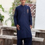 Deepak And Fahad Eid Kurta Collection 2012 For Men 007