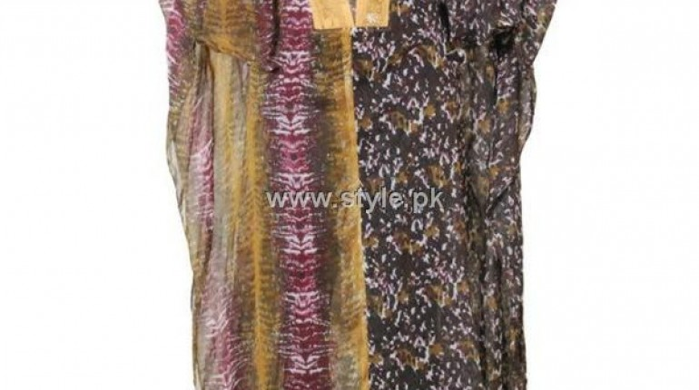 Erum Alam Kaftan Collection 2012 for Ladies