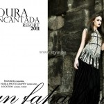 Fahad Hussayn Latest Collection 2012 for Women 003