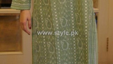 Farida Hasan Lukhnow Kurta Collection 2012 for Women