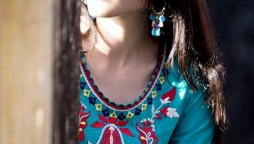 Five Star Clothing Virsa Jaquard Collection 2012 For Women 001
