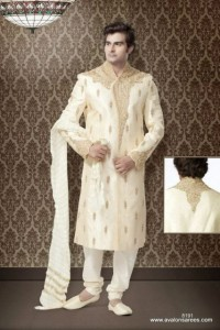 Groom Sherwani Designs 2012