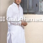 Gul Ahmed Eid Kurta Collection 2012 for Men 001