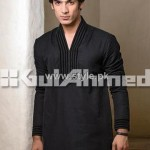 Gul Ahmed Eid Kurta Collection 2012 for Men 003