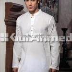 Gul Ahmed Eid Kurta Collection 2012 for Men 004