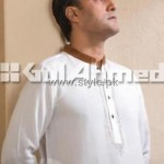 Gul Ahmed Eid Kurta Collection 2012 for Men 006