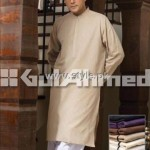Gul Ahmed Eid Kurta Collection 2012 for Men 007