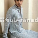 Gul Ahmed Eid Kurta Collection 2012 for Men 011 150x150 men wear fashion brands