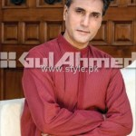 Gul Ahmed Eid Kurta Collection 2012 for Men 013