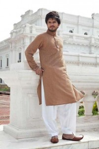 Haroons Designer Eid Kurta Collection 2012 For Men 002 200x300 mens wear 2