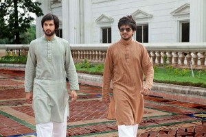 Haroons Designer Eid Kurta Collection 2012 For Men 005 300x200 mens wear 2