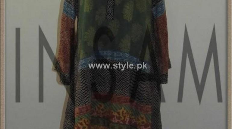 Insam Ajrak Dresses Collection 2012 for Women