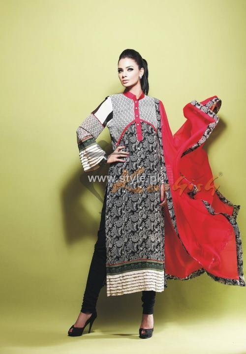 Kashish Boutique 2012 Eid Outfits for Women 001 for women local brands