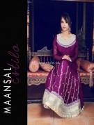 Maansal Estilo Latest Dresses 2012 for Women