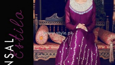 Maansal Estilo Latest Dresses 2012 for Women