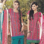 Mansha Eid Collection 2012 For Women 003