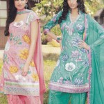Mansha Eid Collection 2012 For Women 007