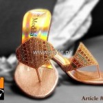 Modila Shoes Eid Collection 2012 for Women