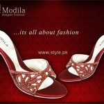 Modila Shoes Eid Collection 2012 for Women 007