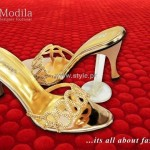 Modila Shoes Eid Collection 2012 for Women 011