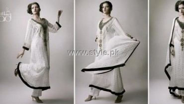Musnad Eid Collection 2012 for Women by Sana Ehtasham