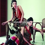 Nida Azwer Latest Eid Collection 2012 For Women 001