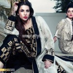 Nida Azwer Latest Eid Collection 2012 For Women 002