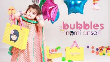 Nomi Ansari Bubbles Ready To Wear Collection 2012 For Kids 001