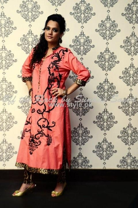 Off the Rack by Sundas Saeed Eid Collection 2012 001 for women local brands